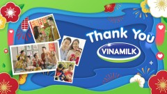 Thank You Vinamilk - Bùi Công Nam, Trang Hàn, Lan Phạm, Anh Khôi