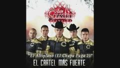 El Altiplano (El Chapo Fuga 2) (Cover Audio) - Los Cuates de Sinaloa