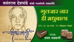 Gulzar Naar Hi Madhubala - Megh Malhar (Pseudo Video) - Sanjay Nadkarni