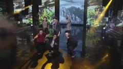 Bước Chân Trên Dải Trường Sơn (Tuổi 20 Hát 2014 - Liveshow 3: Rock) - Tốp Ca Học Viện Ngân Hàng
