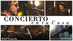 Piel Canela (Concierto En Tu Casa) - Andrés Cepeda