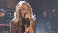 Before He Cheats (Walmart Soundcheck 2009) - Carrie Underwood
