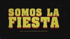 Somos la Fiesta (Lyric Video) - Macaco, Juanito Makandé, Antonio Carmona, Estopa, El Kanka