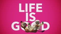 Life Is Good (Lyric Video) - A Great Big World
