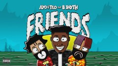 Friends (Official Audio) - Ayo & Teo, B. Smyth