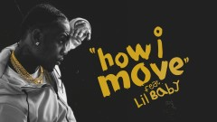 How I Move (Audio) - Flipp Dinero, Lil Baby