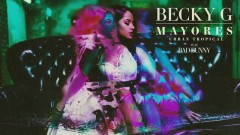 Mayores (Urban Tropical (Audio)) - Becky G, Bad Bunny