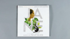 Vinyl Unboxing: Philip Glass - Jane (Original National Geographic Motion Picture Soundtrack)