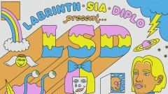Angel in Your Eyes (Official Audio) - LSD, Sia, Diplo, Labrinth