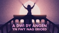 Total Eclipse of the Heart (Welsh Lyric Video)