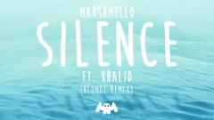 Silence (Blonde Remix (Audio)) - Marshmello, Khalid, Blonde