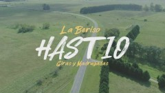 Hastío (Official Video) - La Beriso