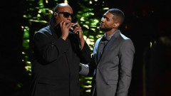 If It's Magic (Live At Grammy 57th) - Usher, Stevie Wonder