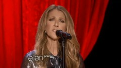 Loved Me Back to Life (Ellen Show) - Céline Dion
