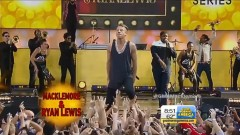 Can't Hold Us (Live On Good Morning America) - Macklemore & Ryan Lewis