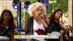 Bionic & Not Myself Tonight (Live At Today Show) - Christina Aguilera