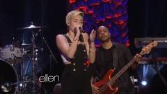 Wrecking Ball (Live On The Ellen DeGeneres Show) - Miley Cyrus
