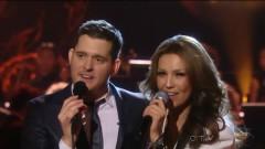 Feliz Navidad (Live 2011) - Michael Bublé, Thalía