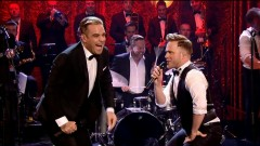 I Wan'na Be Like You (The Graham Norton Show) - Robbie Williams, Olly Murs