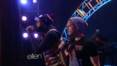 Rough Water (Live At The Ellen Show) - Travie McCoy, Jason Mraz