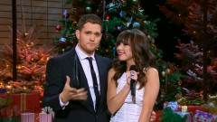 Rockin' Around The Christmas Tree & Jingle Bell Rock (Home For The Holiday 2012) - Michael Bublé, Carly Rae Jepsen