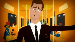 You Make Me Feel So Young (Animated Video) - Michael Bublé