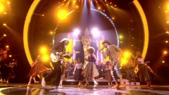 Get Lucky & Good Times & Happy (Live At BRIT Awards 2014)