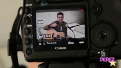 Back Home (Acoustic Perez Hilton Performance) - Andy Grammer