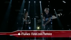 Somebody That I Used to Know (Live At The Voice US 2014) - Christina Grimmie, Adam Levine