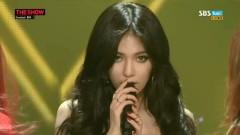 A Talk & Black List & Red (Live) - Hyuna