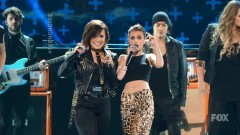 Really Don't Care (Live At The 2014 Teen Choice Awards) - Demi Lovato, Cher Lloyd