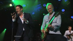 Only When You Leave (Live At David Letterman) - Spandau Ballet