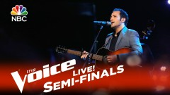 I Can't Make You Love Me (Semifinals:The Voice 2015) - Joshua Davis