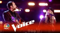 Drift Away (The Voice 2015) - Joshua Davis, Sawyer Fredericks