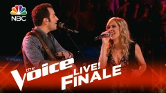 Give It to Me (The Voice 2015:Live Finale) - Joshua Davis, Sheryl Crow