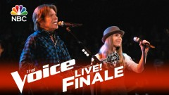 Born On The Bayou/Bad Moon Rising (The Voice 2015:Live Finale) - Sawyer Fredericks, John Fogerty