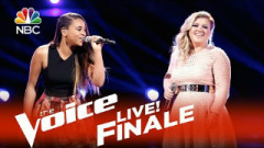I'd Rather Go Blind (The Voice 2015:Live Finale) - Koryn Hawthorne, Kelly Clarkson