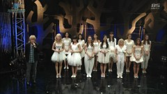 Mr.Snowman (Sky PerfecTV Music Festival 150225) - E-Girls