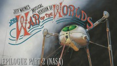 Epilogue, Pt. 2 (NASA) (Official Audio) - Jeff Wayne