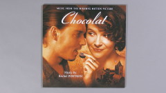 Vinyl Unboxing: Rachel Portman - Chocolat (Original Motion Picture Soundtrack) - Rachel Portman