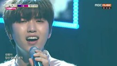 Stay As You Are (161109 Show Champion) - Sandeul ((B1A4))