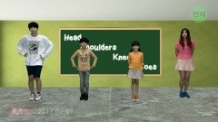 Head Shoulders Knees And Toes - Humpty Band
