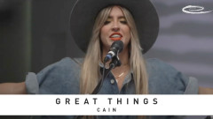Great Things - CAIN, Essential Worship