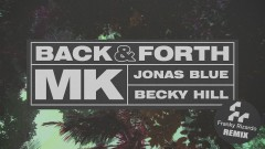 Back & Forth (Franky Rizardo Remix) [Audio]