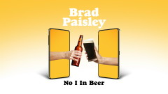 No I in Beer (Audio) - Brad Paisley