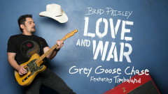 Grey Goose Chase (Audio) - Brad Paisley, Timbaland