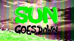 Sun Goes Down - David Guetta, MAGIC!, Sonny Wilson, Showtek