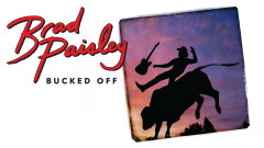 Bucked Off (Audio) - Brad Paisley