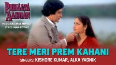 Tere Meri Prem Kahani (Pseudo Video) - Kalyanji - Anandji, Kishore Kumar, Alka Yagnik