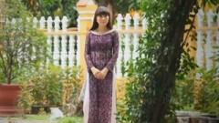 Duyên Dáng Áo Lam - Ngọc Tiên